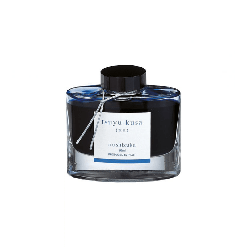 Pilot Iroshizuku Ink Asiatic Dayflower (Tsuyu-kusa) 50ml - Laywine's