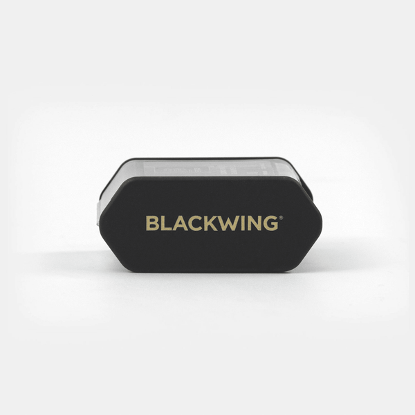 Blackwing Two Step Long Point Sharpener Black - Laywine's