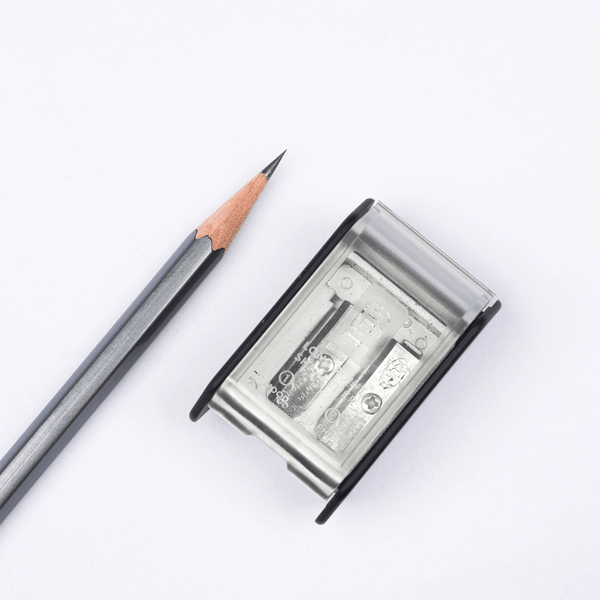 Blackwing Two-Step Long Point Sharpener White - Laywine's