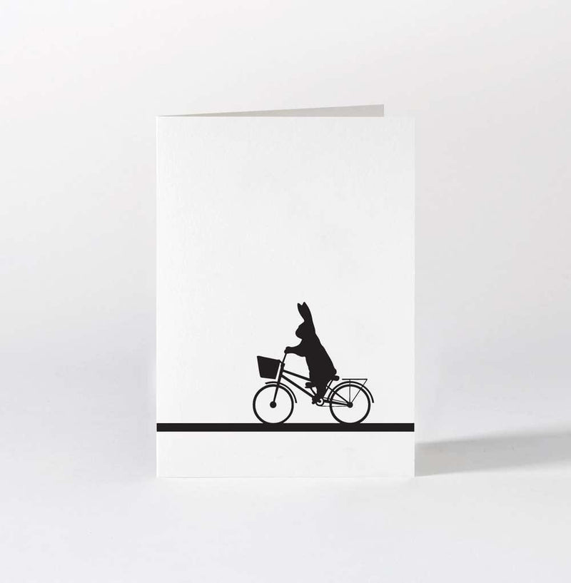 HAM City Bike Rabbit Card