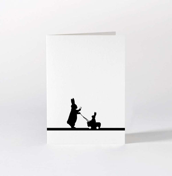 HAM Instababy Rabbit Card