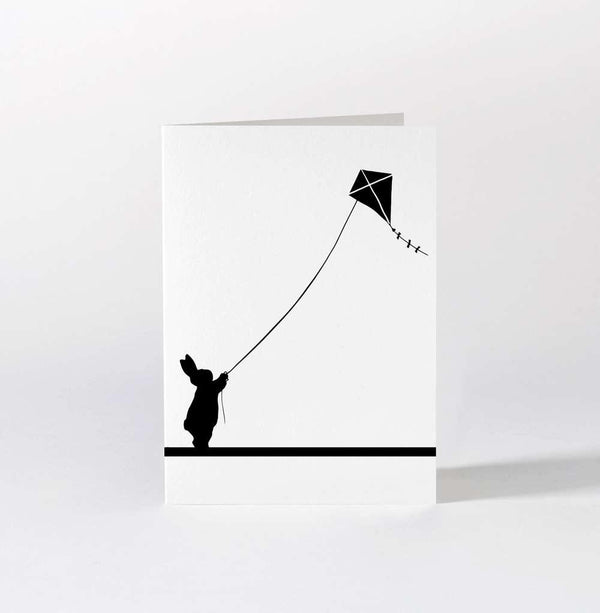 HAM Kite Flying Rabbit