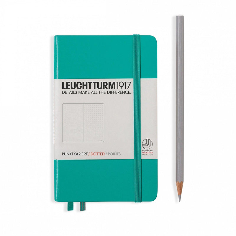 Leuchtturm Pocket Dots Hardcover Notebook - Laywine's