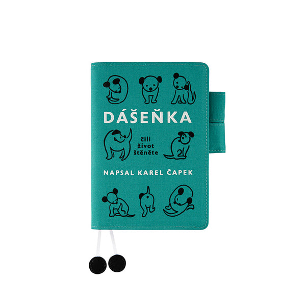 Hobonichi Techo Planner and Cover Dashenka 2020