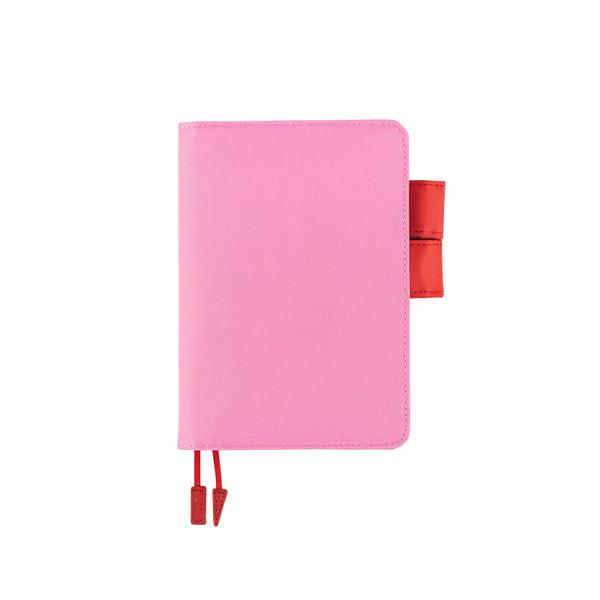 Hobonichi Techo Planner and Cover Strawberry Milk 2020 - Laywine's