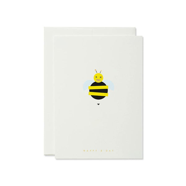 thie studios Bee Willy Card - Laywine's