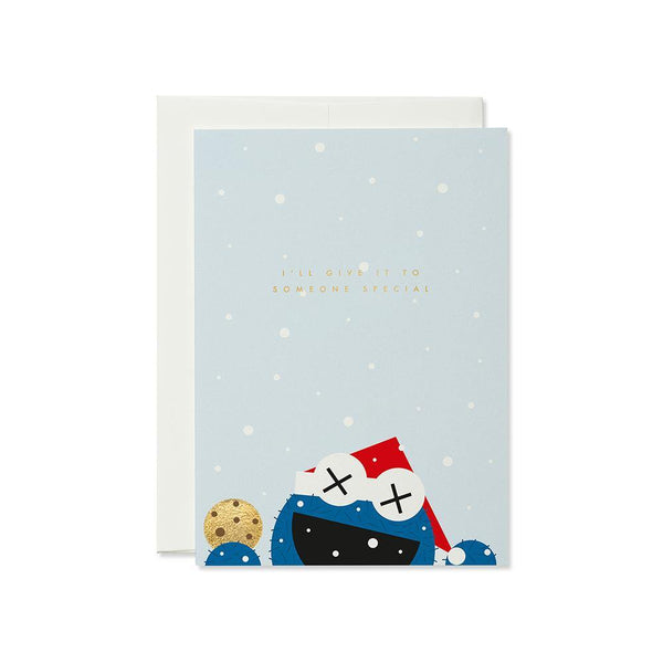 thie studios Last Christmas Cookie Card - Laywine's