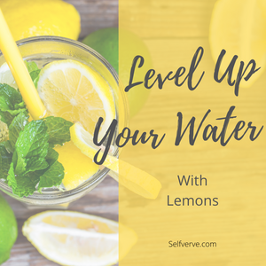Level Up Your Water With Lemons