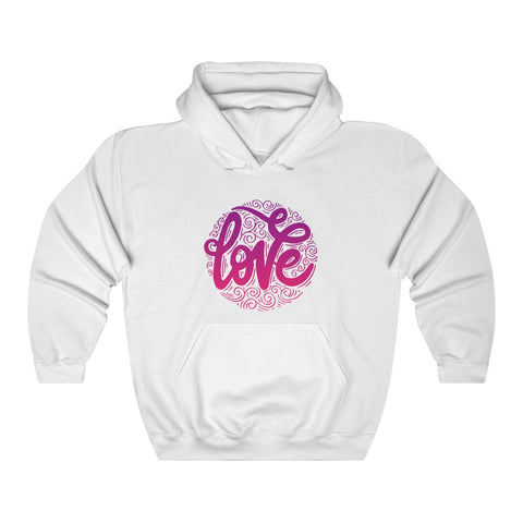 Share the Love- Hooded Sweatshirt