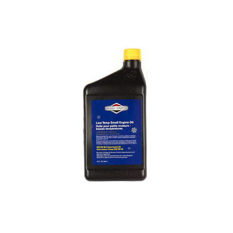 Briggs and Stratton 100030C 5W30 Engine Oil, 32 oz Bottle