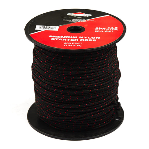 Briggs and Stratton 790970 #4.5 Starter Rope (500')