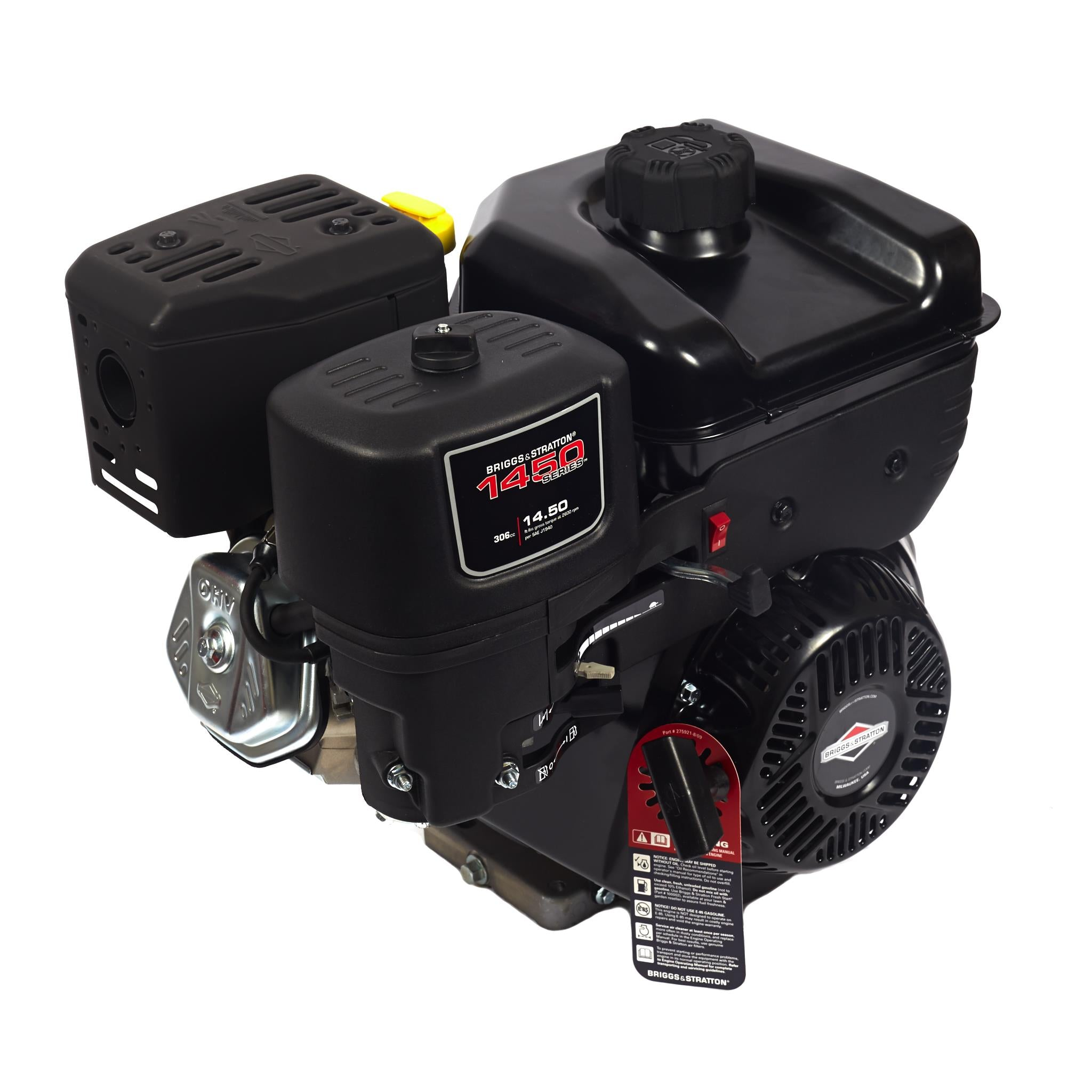 Briggs & Stratton 19N132-0035-F1 Briggs and Stratton 14.5 GT ...