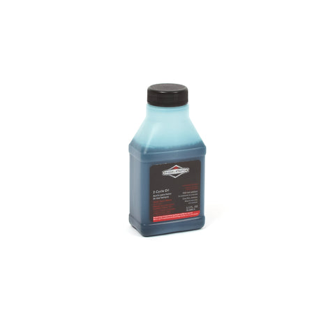 Briggs & Stratton 100107 2-Cycle Low Smoke Engine Oil, 50:1 mix, 3.2 oz Bottle