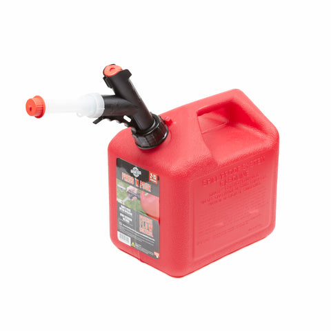 Briggs and Stratton GB320 GarageBoss Press 'N Pour  2+ Gallon Gas Can