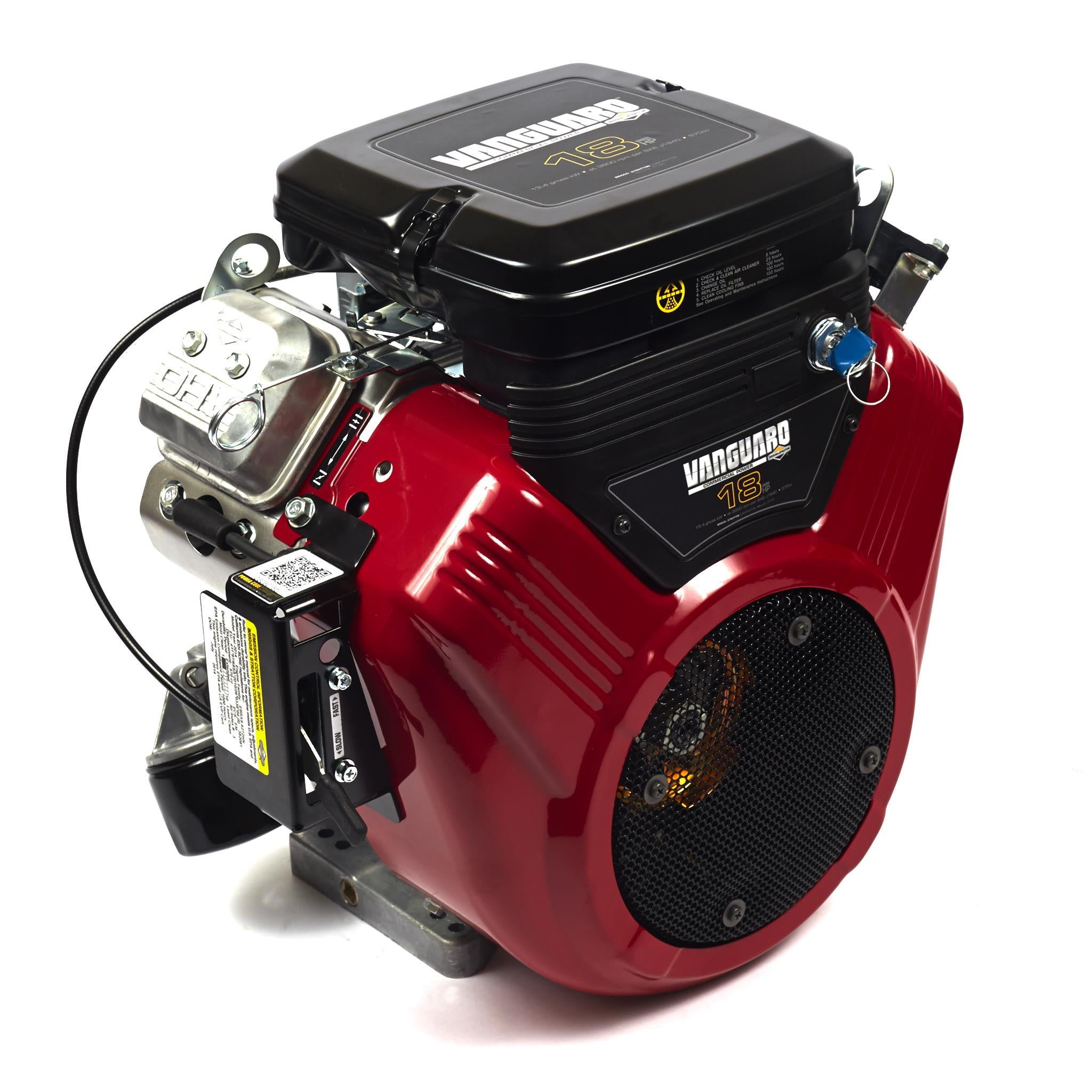 Briggs and Stratton 18 HP Vanguard Engine