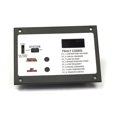 Briggs and Stratton 311353GS Starter Control Panel