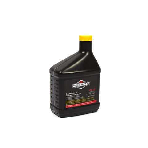 Briggs & Stratton 100005 SAE30 Engine Oil, 18 oz Bottle
