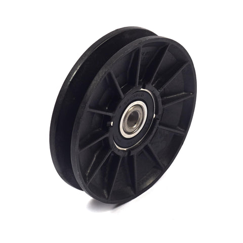 Briggs and Stratton 1706510SM Pulley, Idler - 4.00 OD