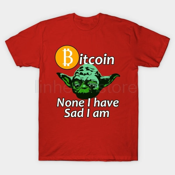 Bitcoin None I Have (Gildan)