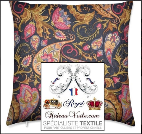 comment tissu Toile de Jouy french textile editor country designer interior rideauvoile ameublement décoratrice
