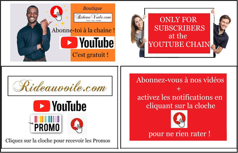 toile de jouy youtube chanel tissu promo discount activer cloche notification