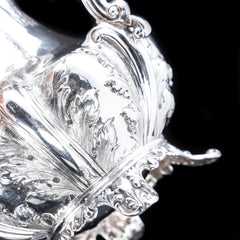 What is Cast Silver?