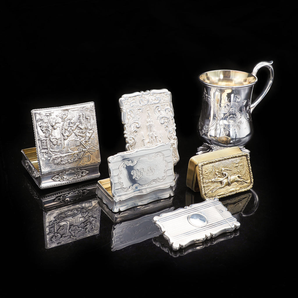 Collection Silver Antique