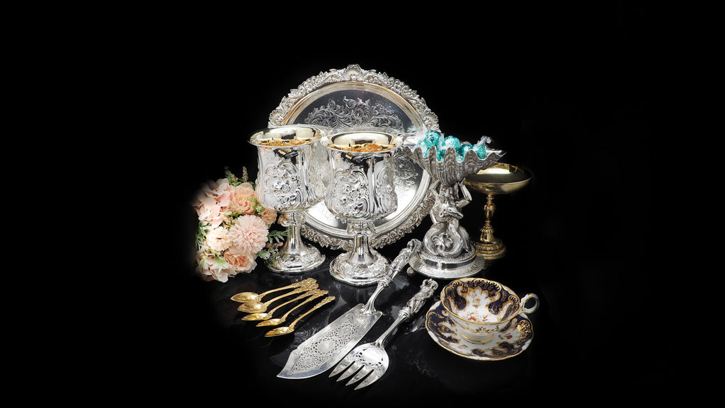 Artisan Antiques fine solid silverware