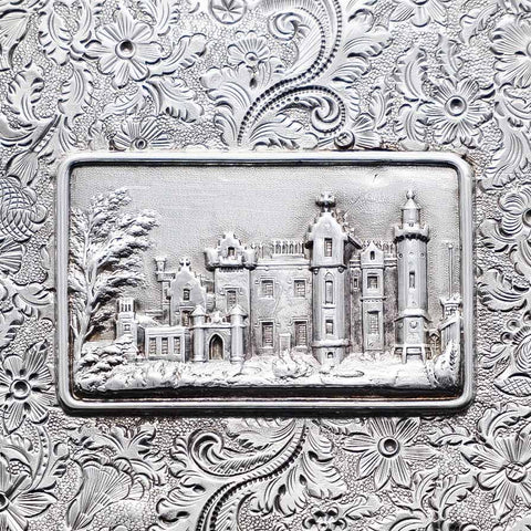 Abbotsford House Castle Top Card Case