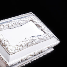 将图片加载到图库查看器中, RESERVED - A Heavy Solid Silver Table Snuff Box - Francis Clark 1845 - Artisan Antiques