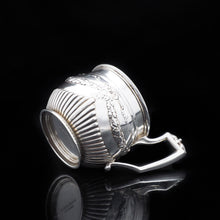 Load image into Gallery viewer, A Delightful Solid Silver Mug/Cup - E. Goldschmidt c.1910 Germany - Artisan Antiques