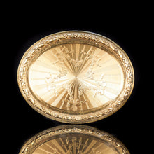 Charger l'image dans la galerie, Antique French Silver Gilt Pill Box - c.1850 - Artisan Antiques