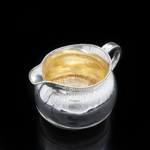 Load image into Gallery viewer, Elegant Victorian Solid Silver Tea & Coffee 5-Piece Set  - George Fox 1865 - Artisan Antiques