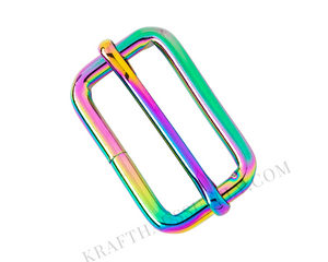 "1.5"" (38mm) Rainbow Adjuster with Movable Bar"