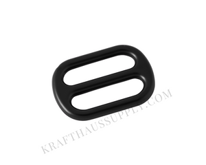 "1"" (25mm) Matte Black Cast Adjuster"