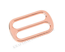"Load image into Gallery viewer, 2"" (51mm) Rose Gold Cast Adjuster"