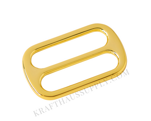 "2"" (51mm) Yellow Gold Cast Adjuster"