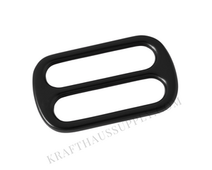 "1.5"" (38mm) Matte Black Cast Adjuster"