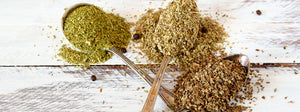 Small batch, hand-mixed herbs, spices and spice blends