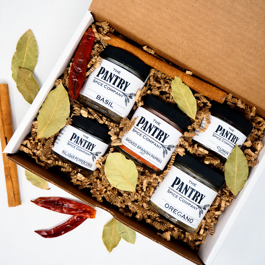 Pantry Basics Gift Set