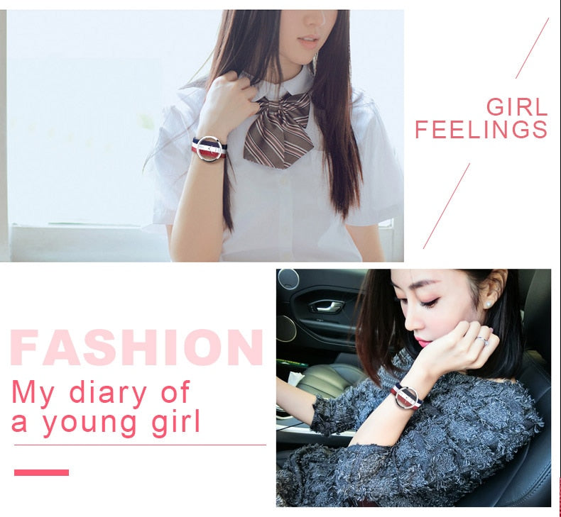 Women's Fashion Luxury Watch