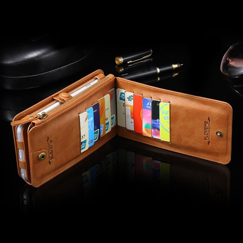 iPhone Wallet & Carry Case Series