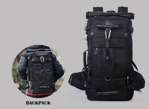 Waterproof Travel and Hiking Backpack for Men/Women