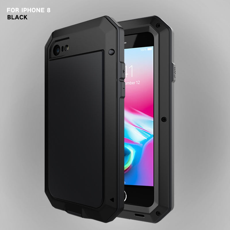iPhone Cases with Shatterproof Armor