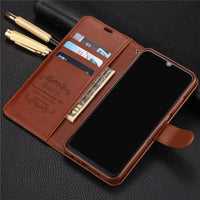 Huawei Leather Wallet  Phone Case