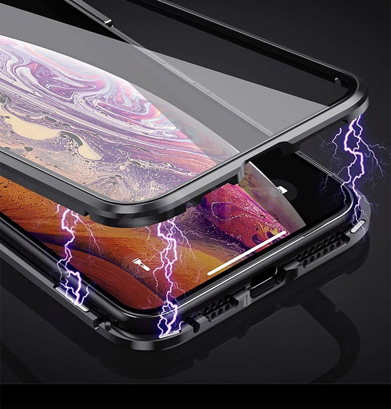 Magnetic & Metal iPhone Cases