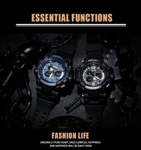 Men's Waterproof Sport Watch