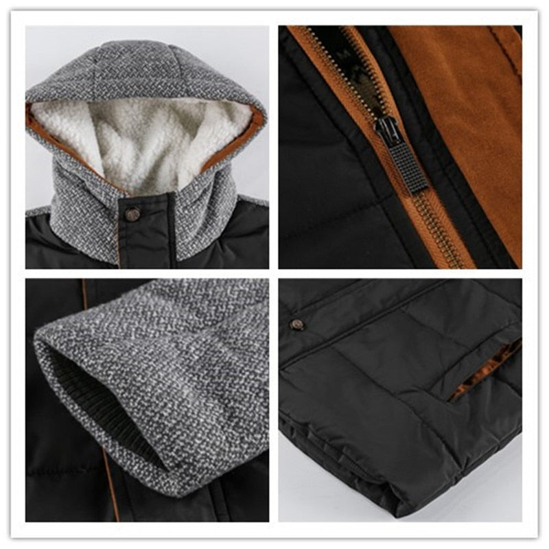 Men's Thick Winter Coat