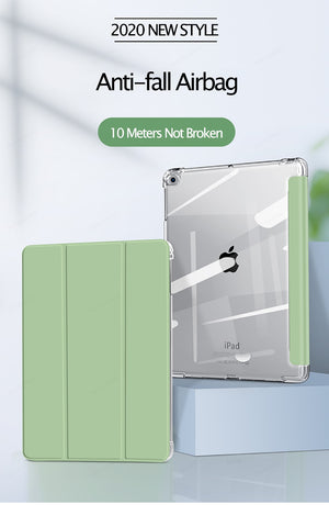Total Pro iPad Airbag Protection Case - Dark Green