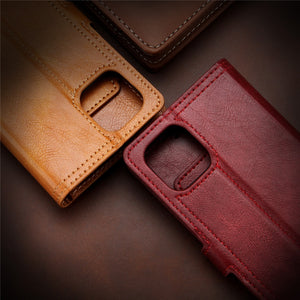 iPhone Zipper Wallet Case
